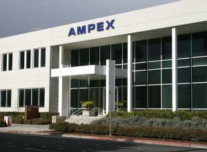 Ampex headquarters in Redwood City, CA, courtesy WikiCommons