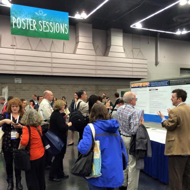 ACRL 2015 poster sessions
